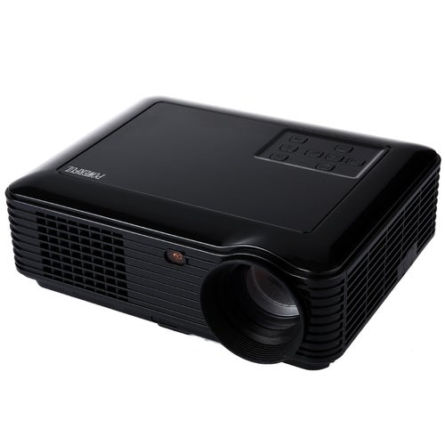 POWERFUL SV - 228 Home Theater 4000 Lumens 1280 × 800 Pixels Multimedia LCD Projector