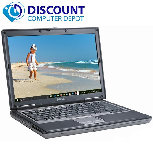 "Dell Latitude 14.1"" Laptop Notebook PC with Windows and Wifi"