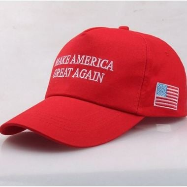 Presidential election advertising hat custom trump hat make america