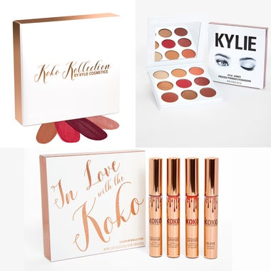 Kylie Cosmetics Full-Size 4pc Koko Kollection, In Love With The KoKo or Kyshadow