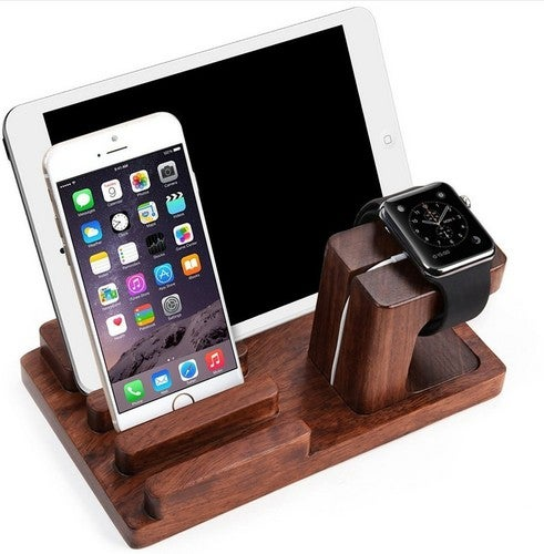 Original Stand Charging Dock Station Bracket Accessories for IPhone 6s Plus for I Watch Ipad Mini for Ipad Air Tablet Pc