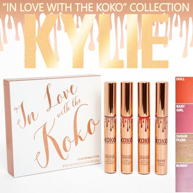 Kylie Cosmetics Full-Size 4pcs