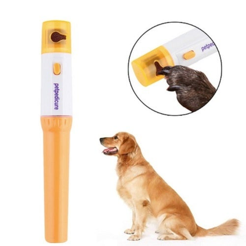 Electric Pet Nail Clipper