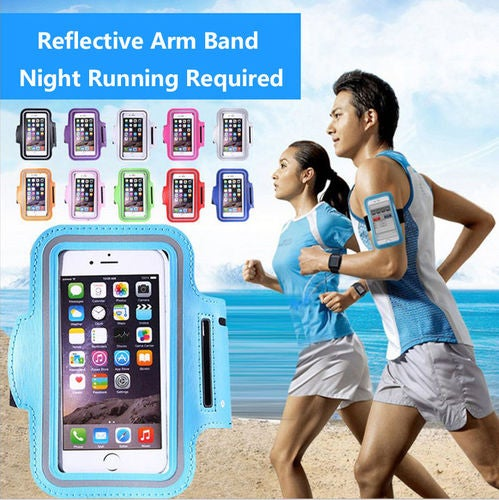 New Hot Sports Running Gym Armband Case Pouch Holder For For iPhone 7 6 6S Plus 5S SE