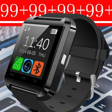 U8 Bluetooth Smart Watches  New Sport WristWatch Android smartWatch Touch screen