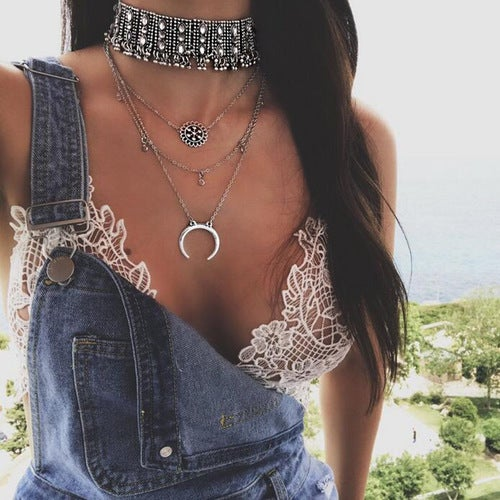 Learn the fashion model's wear or exceed her, GET more compliments!! { Winners get one extra free gift about home decor/bag decor nice beads pendant }}