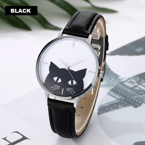 Love Cat Here Is The Watch