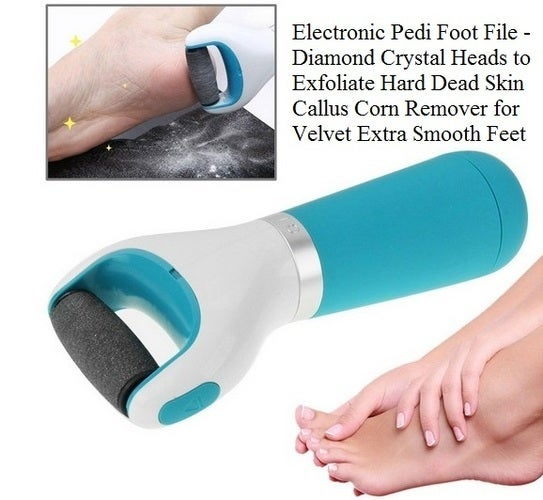 Professional Grinding Foot Tool USB Repair Silky Soft Available Pedicure