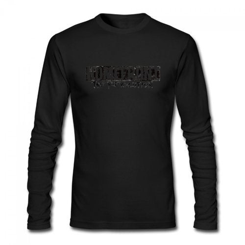 Homefront The Revolution HTR Logo Men's Long Sleeve T-shirt