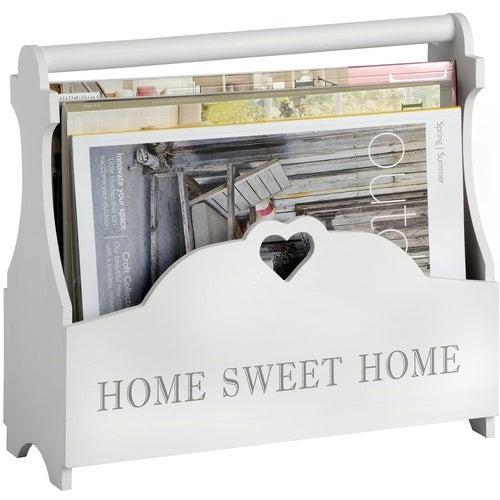 Hill Interiors Home Sweet Home Magazine Holder