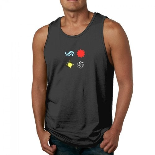 homestuck god tier symbols game Men's Vest Tank Tops