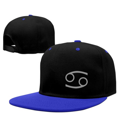 Homestuck Trolls Karkat Vantas Logo Adult Snapback Hip Hop Adjustable Print Baseball Caps Flat Hat