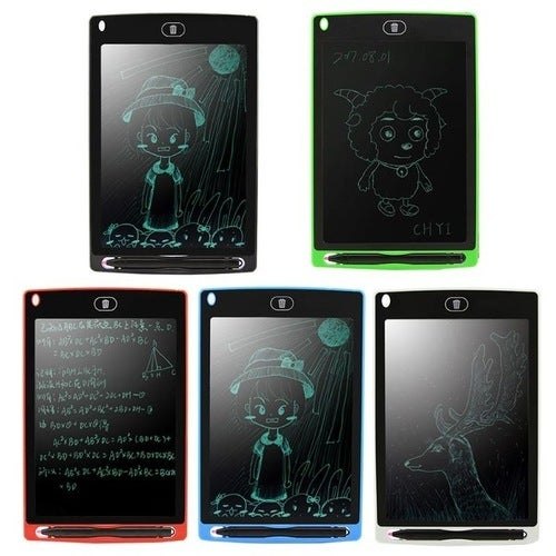 CN 4.4 inch Smart LCD Writing Tablet Writer Digital Drawing Tablet Handwriting Pads Electronic Tablet Board
