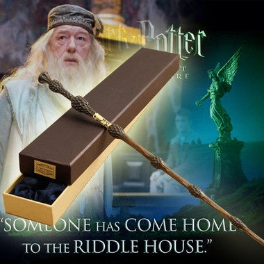 With Iron Core New Quality Deluxe COS Albus Dumbledore Magic Wand of Harry Potte
