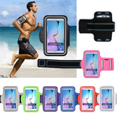 New Hot Sports Running Gym Armband Case Pouch Holder For For Samsung S3/S4/S5/S6/S7 Edge Note 7/5/4/3/2