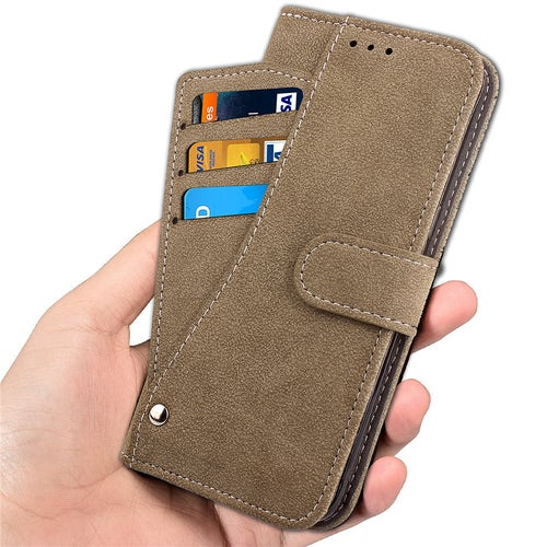 Fashion Cell Phone Wallet Case Cover For iPhone 7 Plus iPhone 7 6 6S Plus Samsung Galaxy S8 Plus Galaxy S8 Android S7 Edge Luxury With Credit Card Slot Cash Photo Slots Kickstand Mobile PU Leather Purse Bag Protection Cases