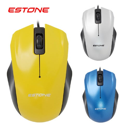 Business Office Home Wired USB Gaming Mouse M4 Gift Mouse
