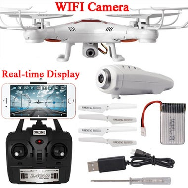 Quadcopter RC  Drone with 2.0MP HD Camera