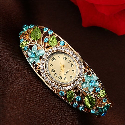 Luxury Retro Hot Sale Bangle Watch