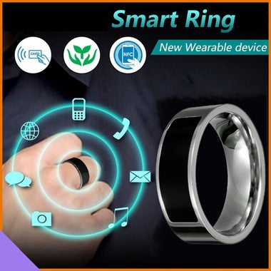 2018 Newesr Smart Ring Wear Convenient Black Color Magic Finger NFC Ring For And