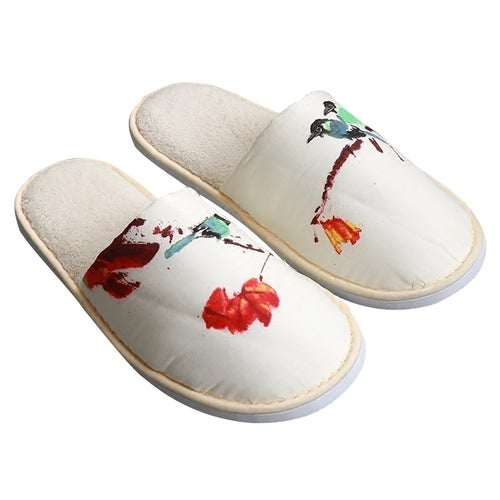Personalized creative home slippers