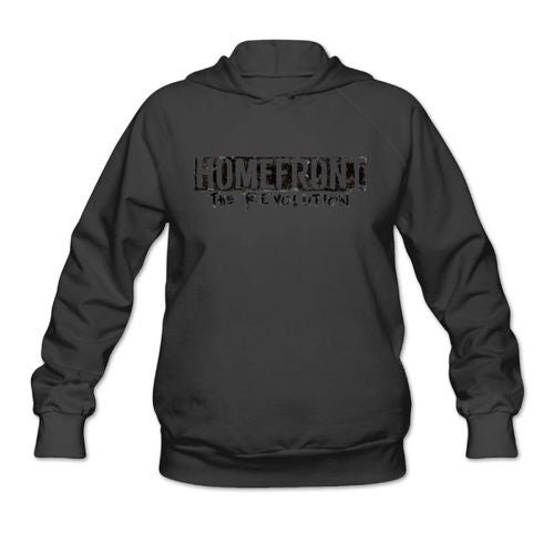 Homefront The Revolution HTR Logo Women's Hoody Hoodie Hooded Sweatshirt