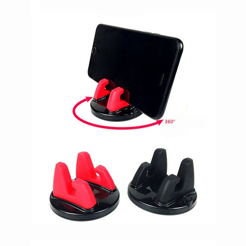 1 Pcs Silicone Mobile Phone Holder Dashboard GPS Desktop Stand Bracket for iPhone Samsung Tablet