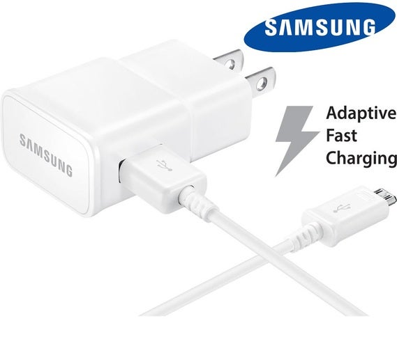 Samsung  Quick Fast Charge 2.0 Wall Adapter &   Micro USB Charge Cable