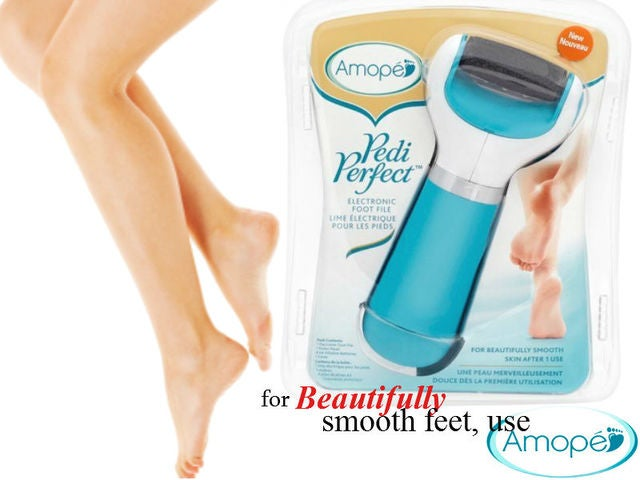 Electronic Pedicure Foot File and Callus Remover