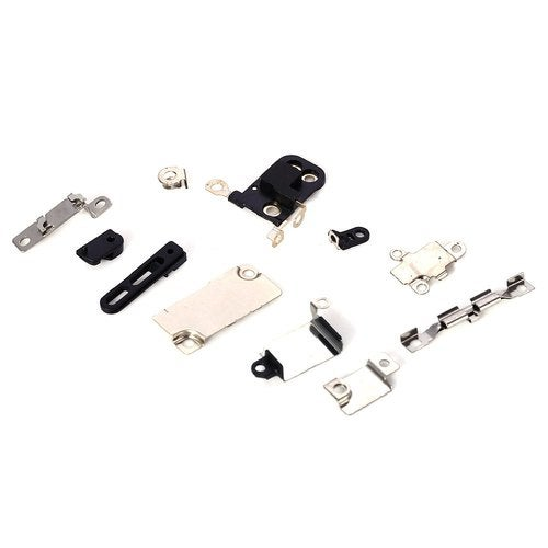 20Pcs / Set Metal Parts Holder Bracket Shield Plate Home Logic Kit Replacements for iPhone 6s