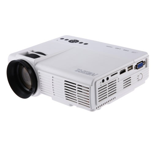 POWERFUL Q5 Portable Home Theater 1000 Lumens 480 x 320 Pixels Multimedia HD LCD Projector