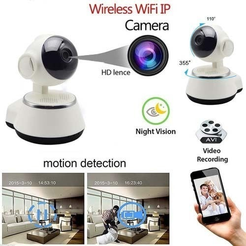 HD 720p WiFi IP CCTV Camera Home Security Remote Sur    | Tophatter