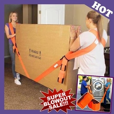 Retail Forearm Forklift Furniture Lifting Moving Strap Transport Belt Wrist Str