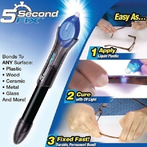 The Best 5 Second FIX UV Light Fix Liquid