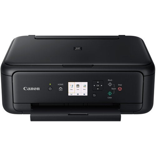Canon PIXMA TS5120 Wireless All-in-One Compact Printer with Scanner & Copier (Black)