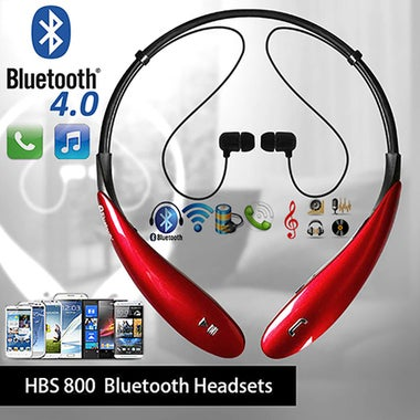 HBS-730 Bluetooth headset with vibratory voice Bluetooth stereo wireless headset
