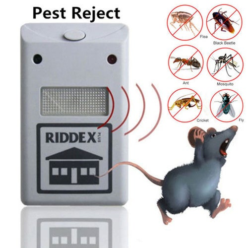 Home Electronic Repellent Anti Repeller Rodent Pest Bug Mice Killer