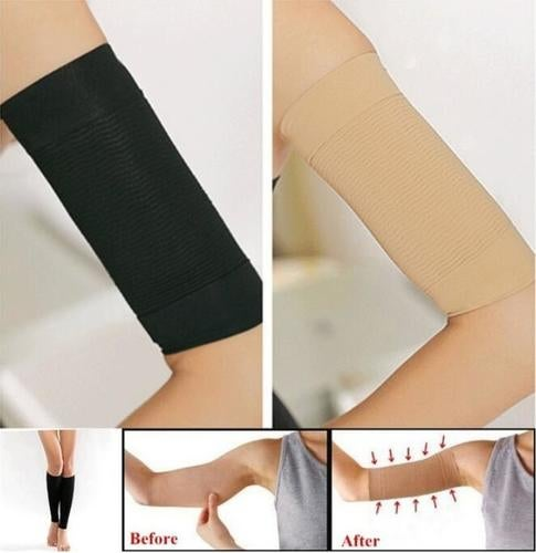 2951681940 Women Weight Loss Arm Shaper Fat Buster Off Cellulite Slimming Wrap Belt  Band. 1 5