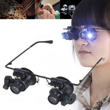 Hot Selling Repair Magnifier with LED Light
