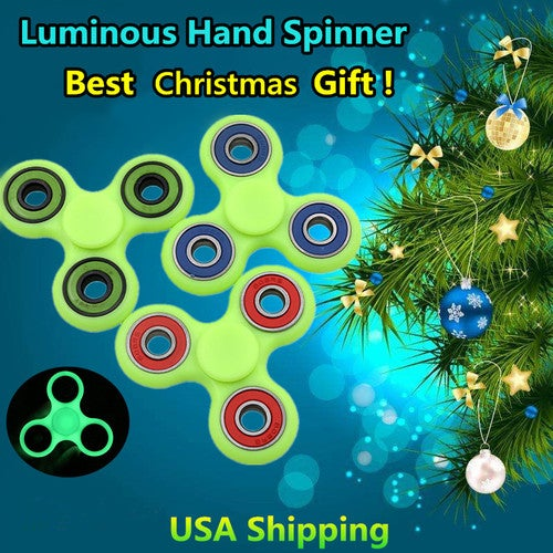 Best Chirstmas Gift Fidget Hand Spinnert Perfect For Anxiety Person