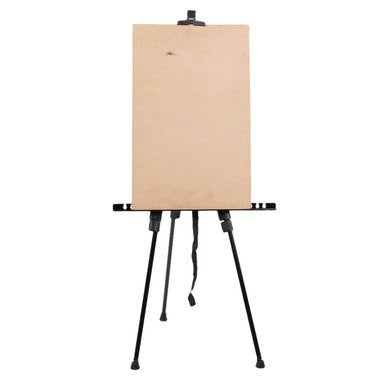 Folding Artist Telescopic Field Studio Painting Easel Tripod Display Stand W/Bag