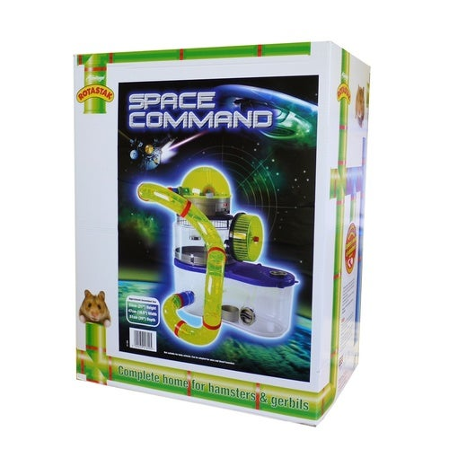 Armitages Pet Products Rotastak Space Command Unit Hamster Cage