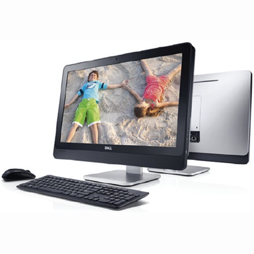 Dell Inspiron io2330-2274BK 23-Inch Intel G2020 2.9 GHz All-in-One Desktop (Black)