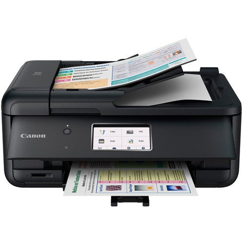 Canon PIXMA TR8520 Wireless Home Office All-in-One Printer with USB Cable & PaintProX9