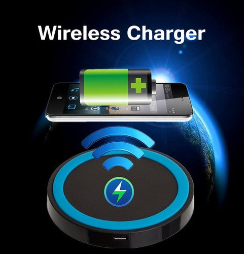 Q5 Wireless Charger For Samsung Galaxy S6 / S6 Edge / S6 Edge+ / Note5 /S7 / S7 Edge / S7 Edge+