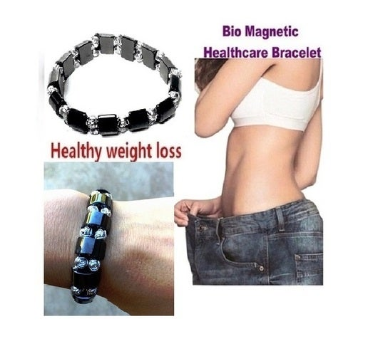 High-end Bio Magnetic Weight Loss Acupoints Bracelet