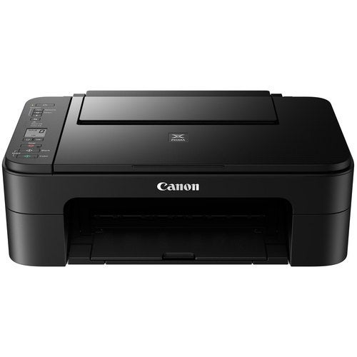 Canon PIXMA TS3120 Wireless Inkjet All-in-One Compact Printer with AirPrint (Black)