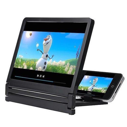 PHONE SCREEN ENLARGER STAND PROJECTOR FOR SAMSUNG iPHONE