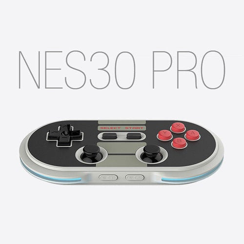 8BITDO NES30PRO Gamepad wireless bluetooth controller handle for Android/ IOS/PC