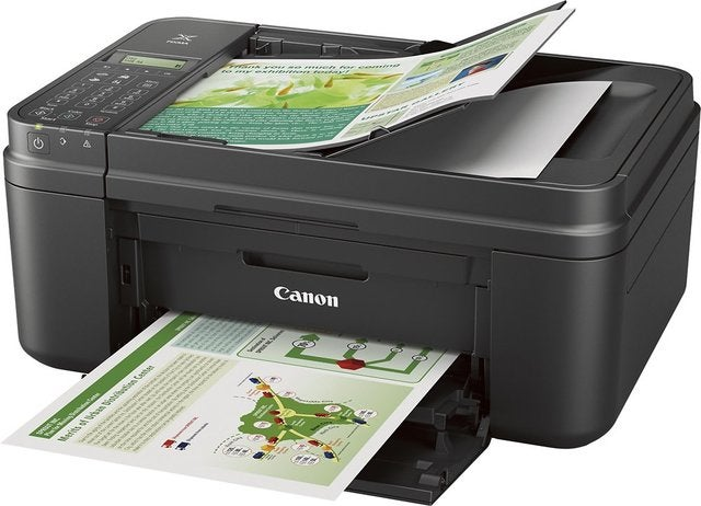 All New Canon Pixma Mx490 Or Tr4520 Wirele Tophatter